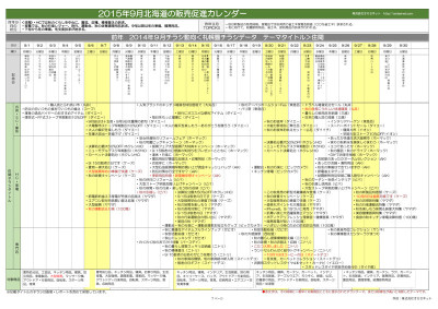 チラシデータベース