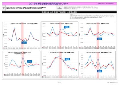 すべての講義 13の月の暦ダウンロード : 2016年3月北海道販促カレンダー ...